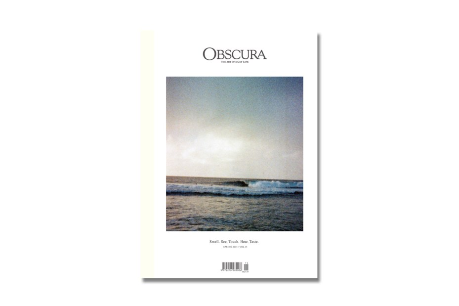 Image of Obscura Magazine 2014 Spring Issue 15