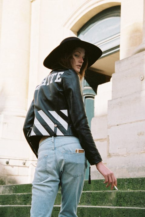 Image of OFF-WHITE c/o VIRGIL ABLOH Debuts Its Women's Line