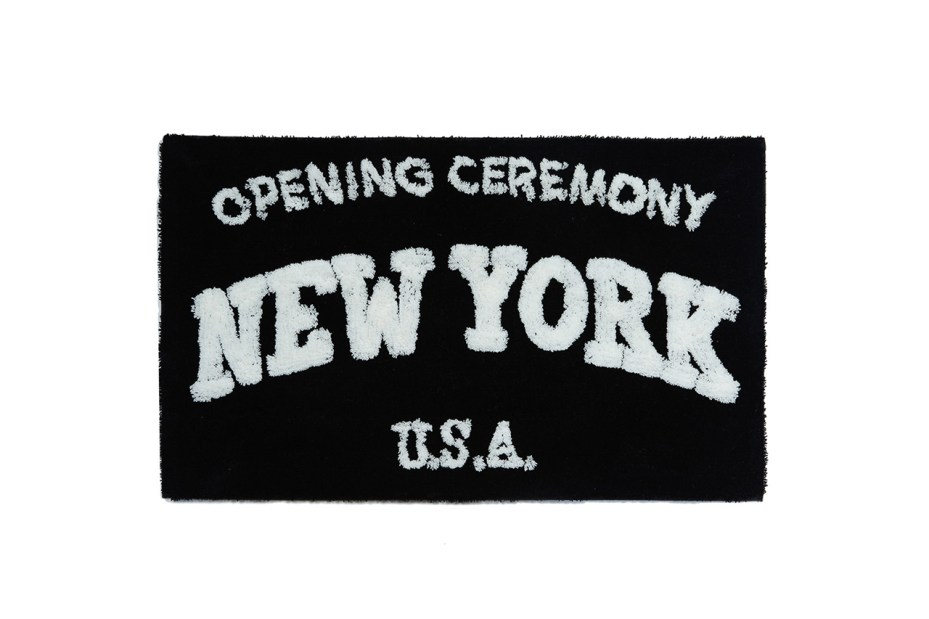 "Image of Opening Ceremony x SECOND LAB ""New York"" Rug"