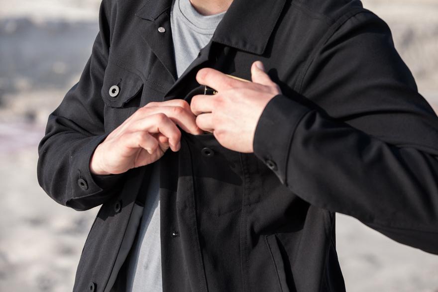 Image of Outlier 2014 Spring/Summer Shank Jacket