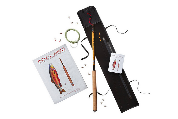 Image of Patagonia Simple Fly Fishing Book & Kit