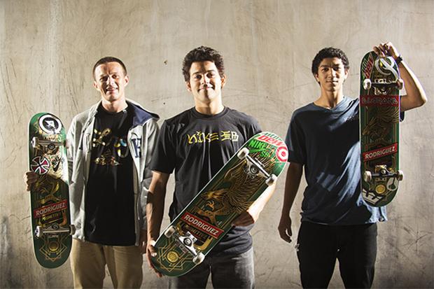 Image of Paul Rodriguez Introduces Primitive Skateboarding