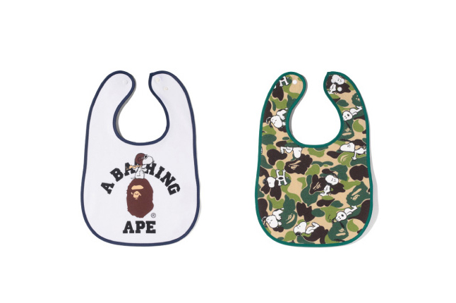 Image of Peanuts x A Bathing Ape 2014 Collection