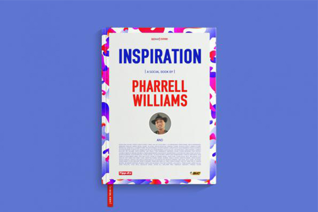 "Image of Pharrell Releases New ""Social Book"""