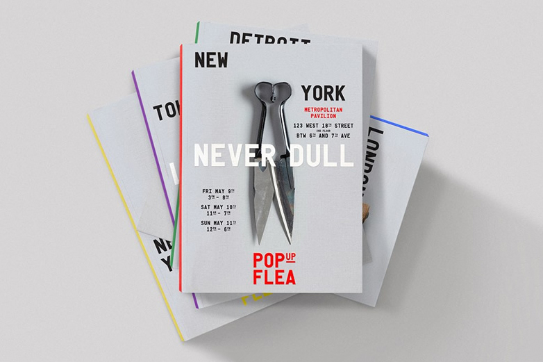 Image of Pop-Up Flea Returns to NYC's Metropolitan Pavilion