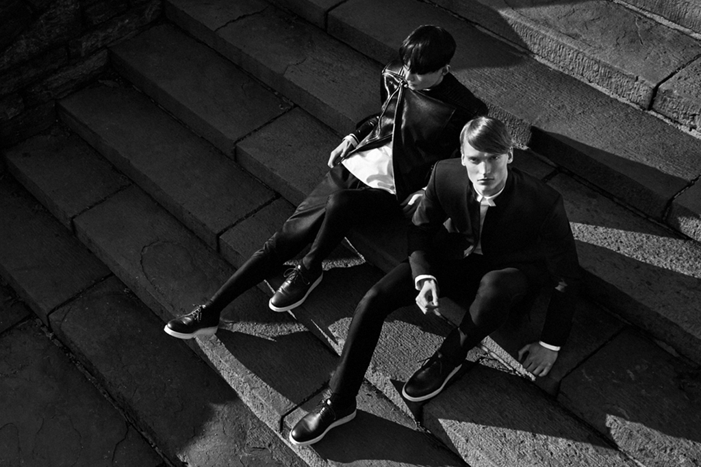 Image of Public School 2014 Spring/Summer Campaign