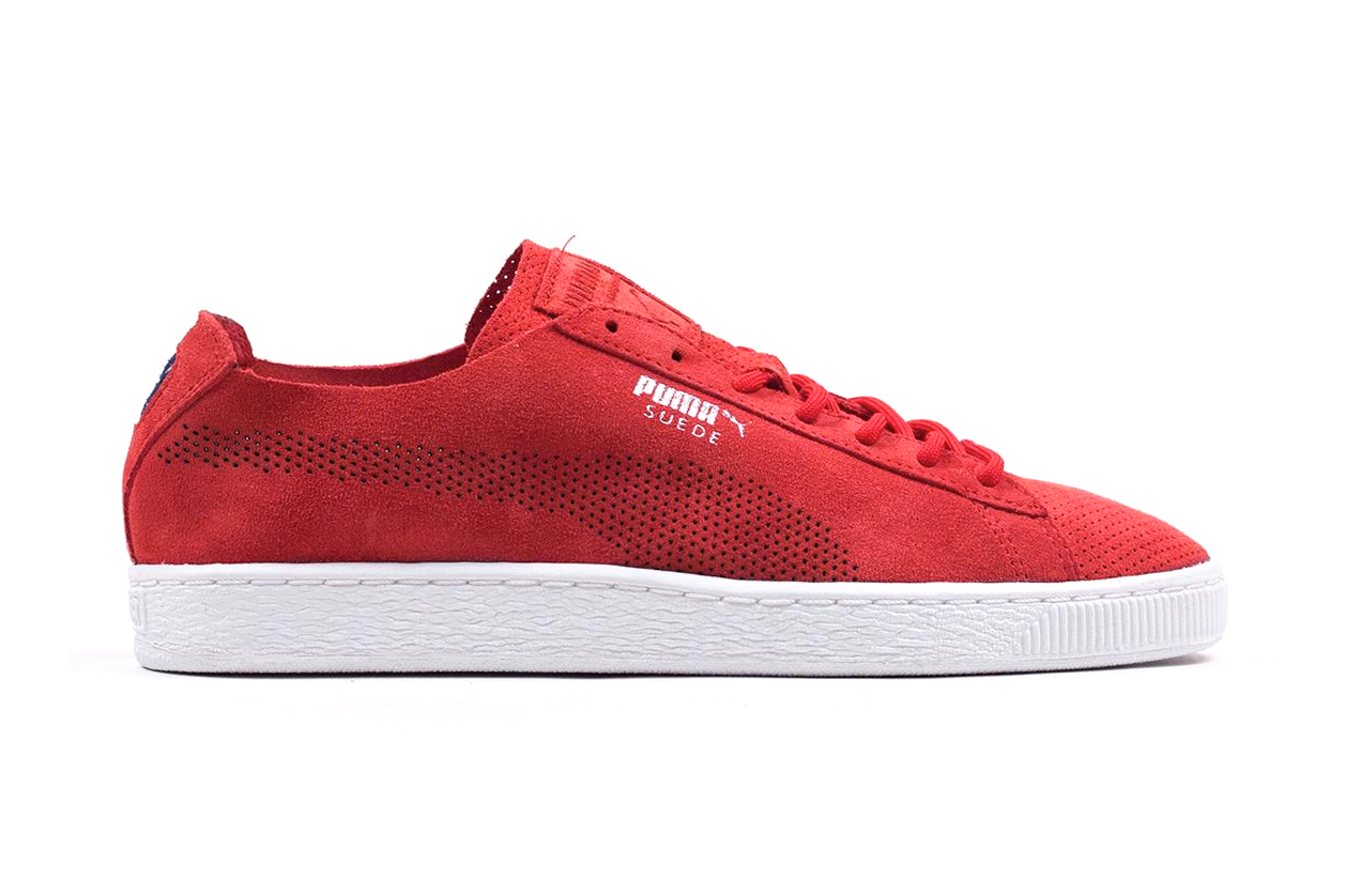 Image of PUMA 2014 Spring/Summer Suede Deconstruct
