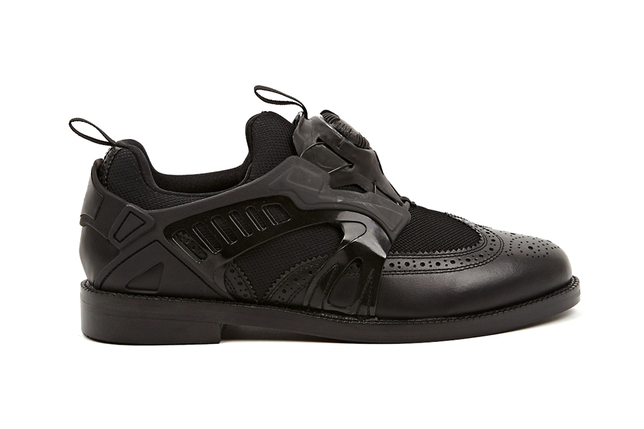 Image of PUMA by MIHARAYASUHIRO MY-72 Black/Black