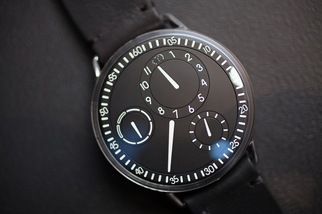 Image of Ressence Type 1 Watch
