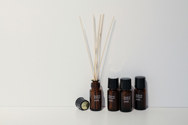Image of retaW Fragrance Desktop Reed Diffuser