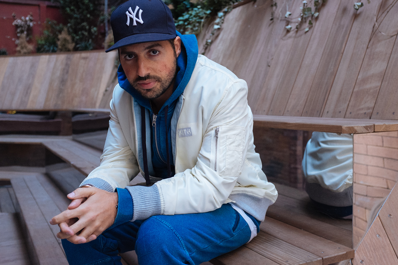 Image of Ronnie Fieg On Kith's Rise
