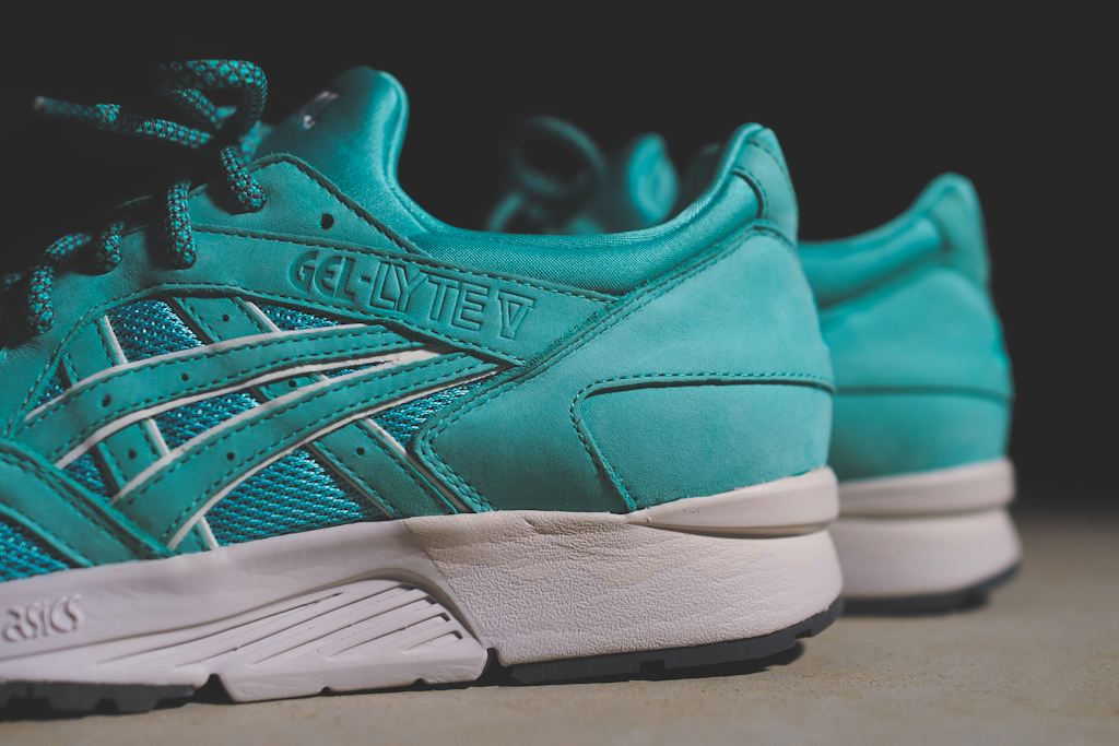 "Image of Ronnie Fieg x ASICS Gel Lyte V ""Mint Leaf"" & ""Cove"""