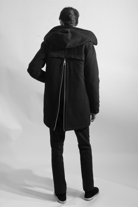Image of S/DOUBLE 2014 Fall/Winter Lookbook