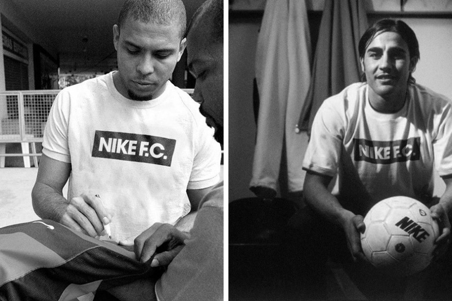 Image of Legends Fill the Roster of the New Nike F.C.
