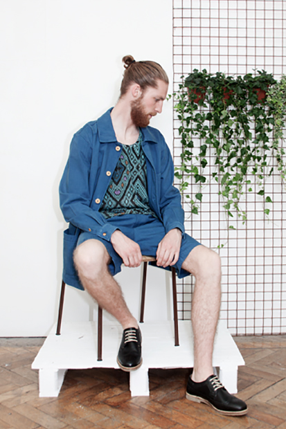 Image of Son Of Wild 2014 Spring/Summer Lookbook