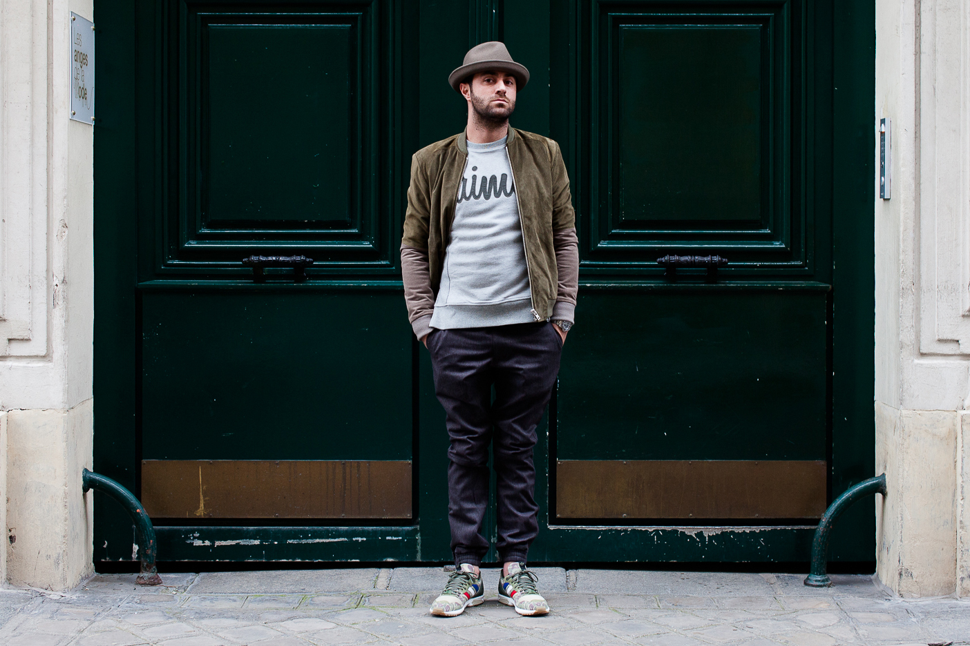 Image of Streetsnaps: Francky Bee