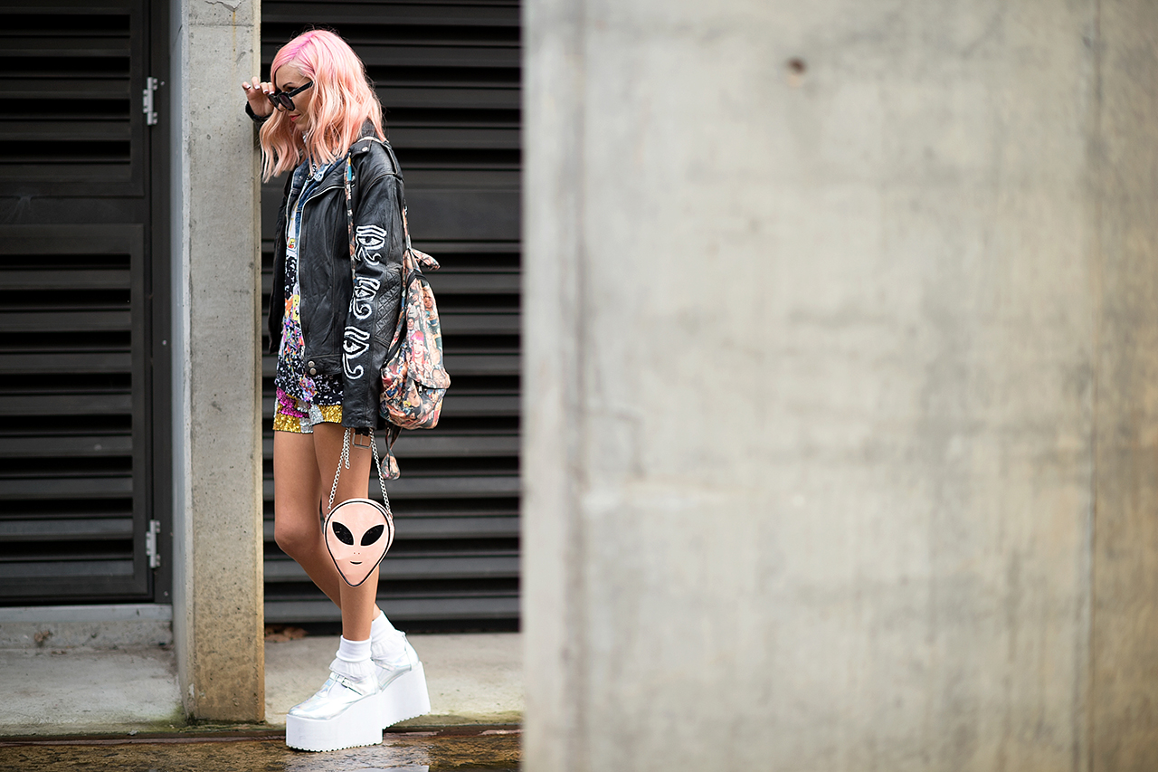 Image of Streetsnaps: Fashion Week Australia