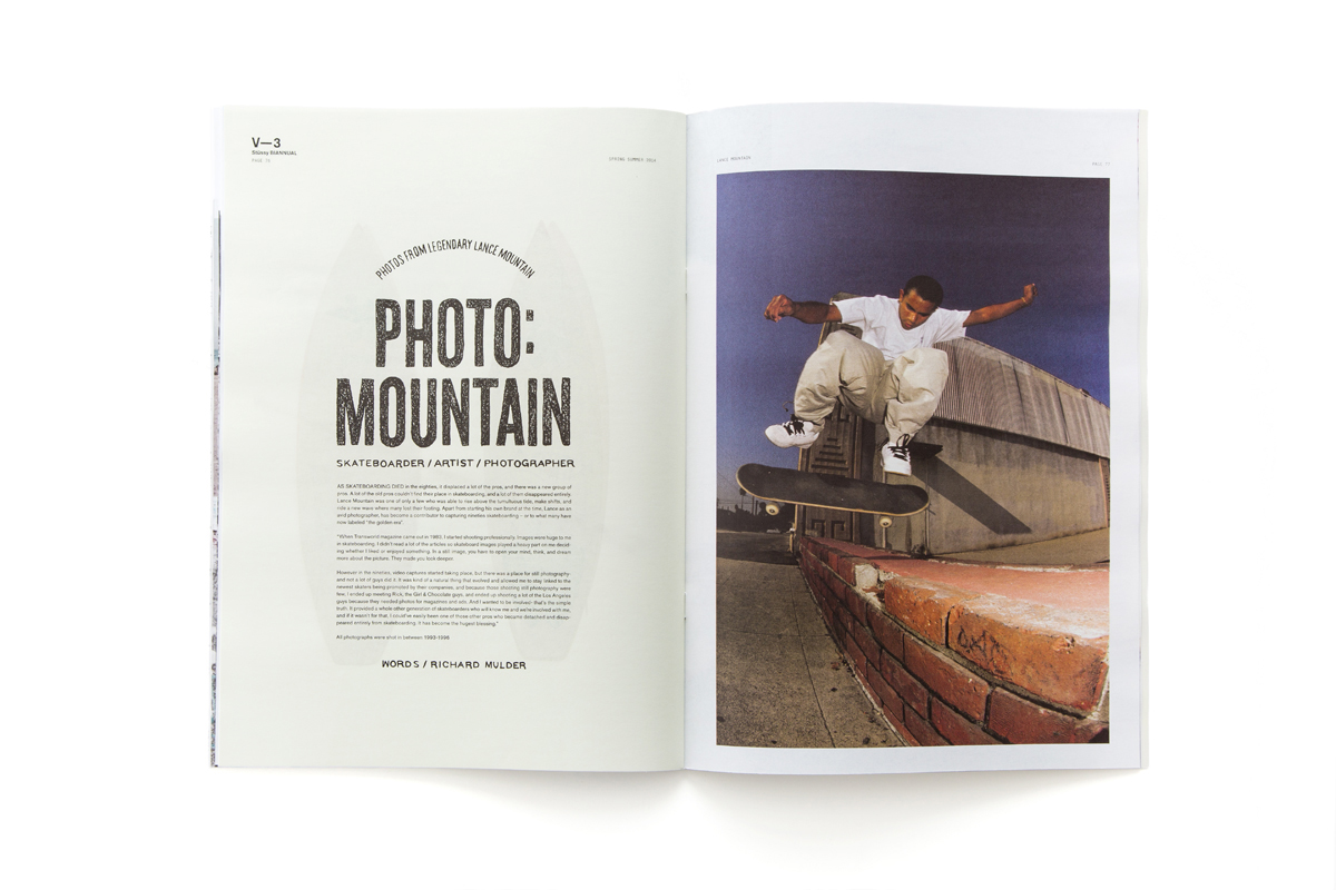 Image of Stussy Biannual Vol.3