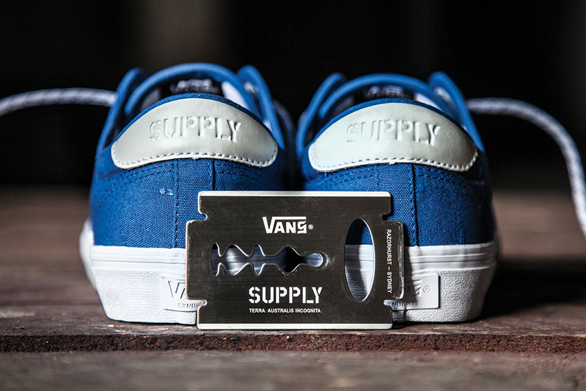 Image of SUPPLY x Vans Syndicate Chima Pro