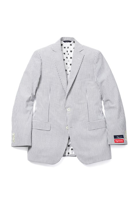 Image of Supreme x Brooks Brothers 2014 Spring/Summer Collection