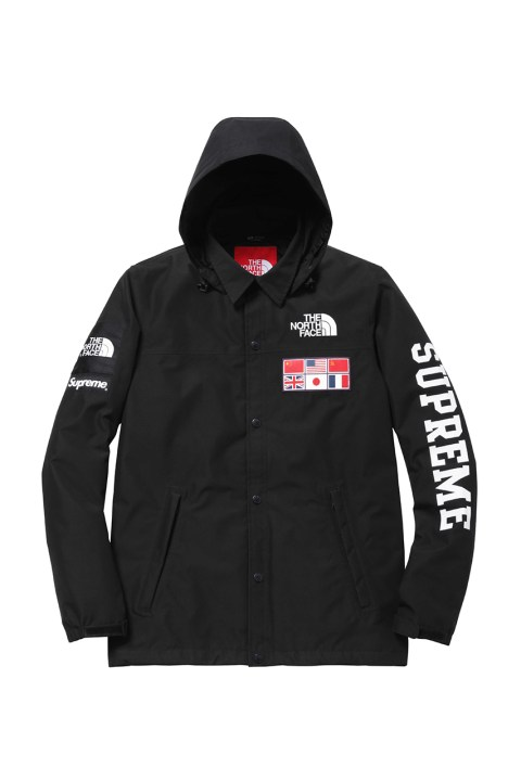 Image of Supreme x The North Face 2014 Spring/Summer Collection