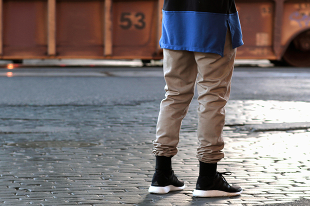 Image of Tabor by Compound Reflective Jogger Pants