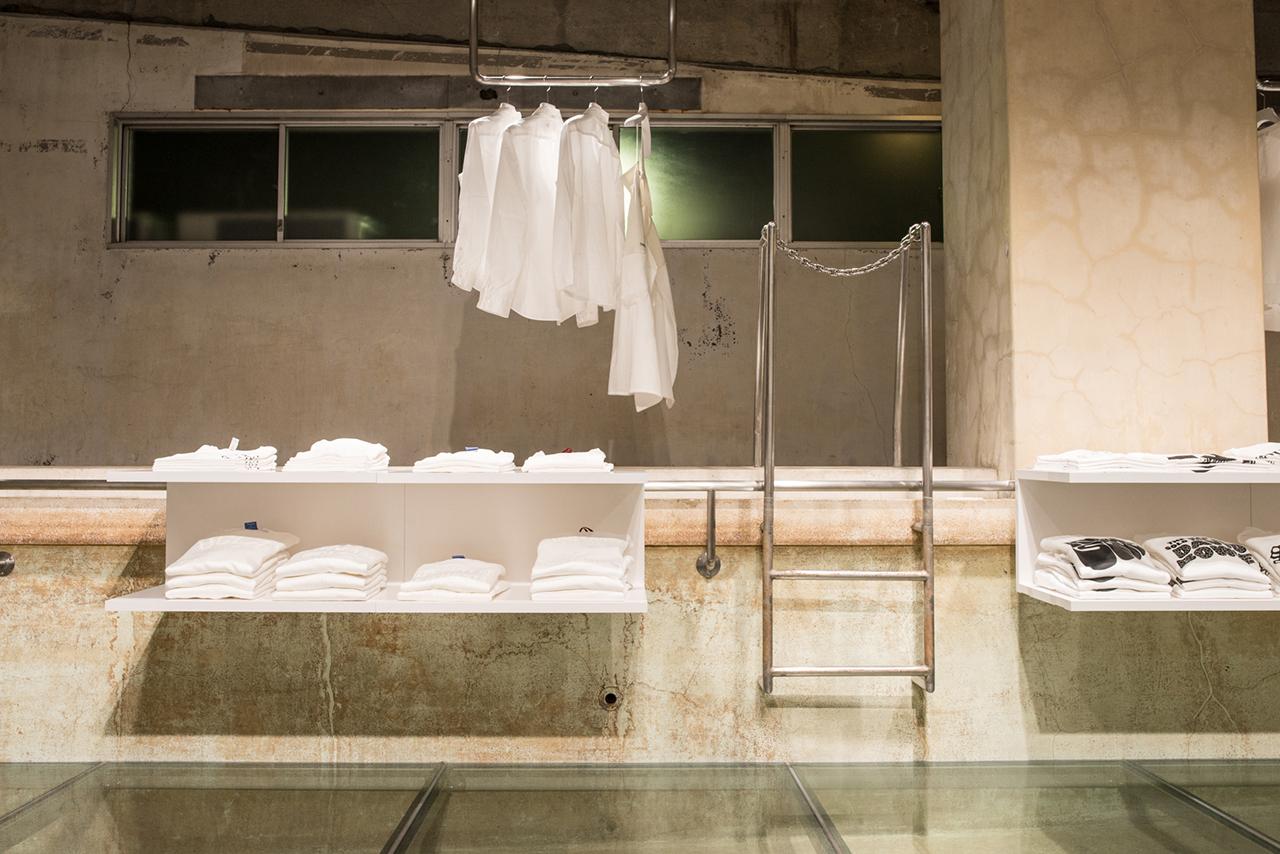 Image of A Closer Look Inside Hiroshi Fujiwara's the POOL aoyama