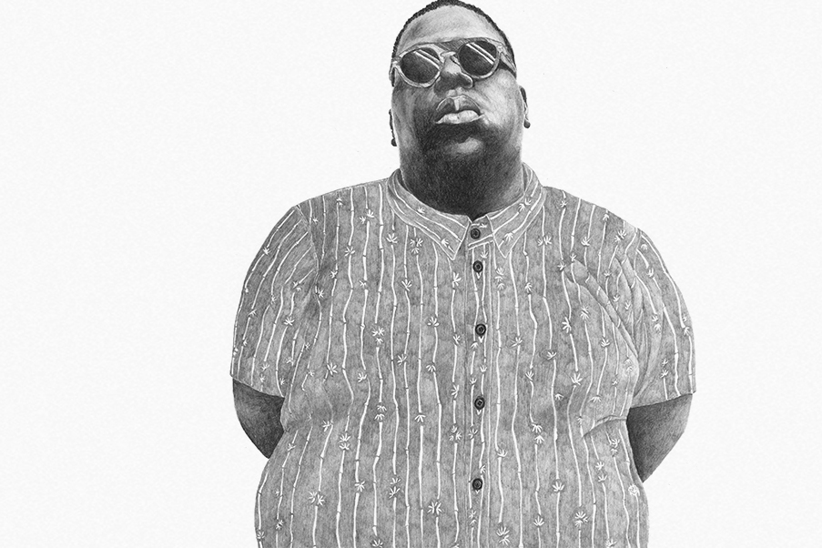 """Image of The Goodhood Store's """"As Worn By"""" Editorial Features Biggie Smalls, Sid Vicious and ODB"""