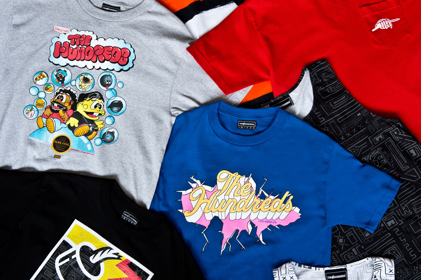 Image of The Hundreds 2014 Spring/Summer New Arrivals