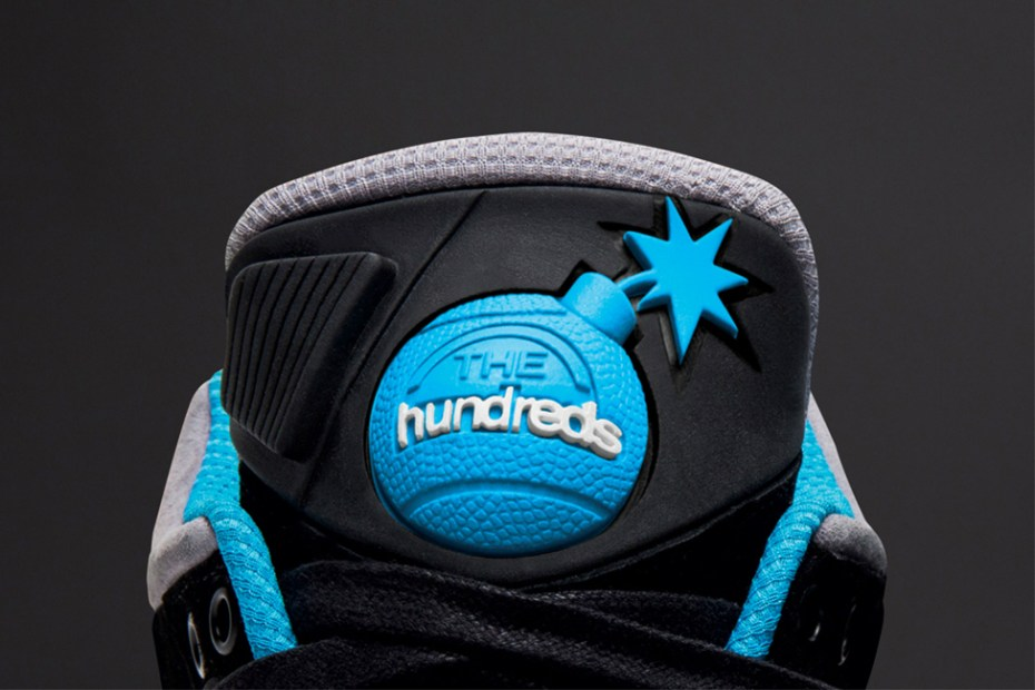 Image of The Hundreds x Reebok Pump Teaser