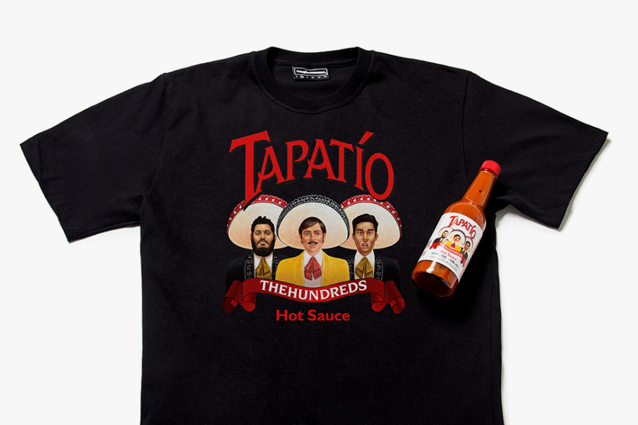 Image of The Hundreds x Tapatio Collection