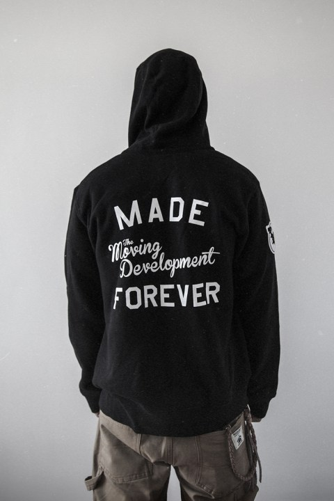 "Image of The Moving Development 2014 Spring/Summer ""Made Forever"" Lookbook"