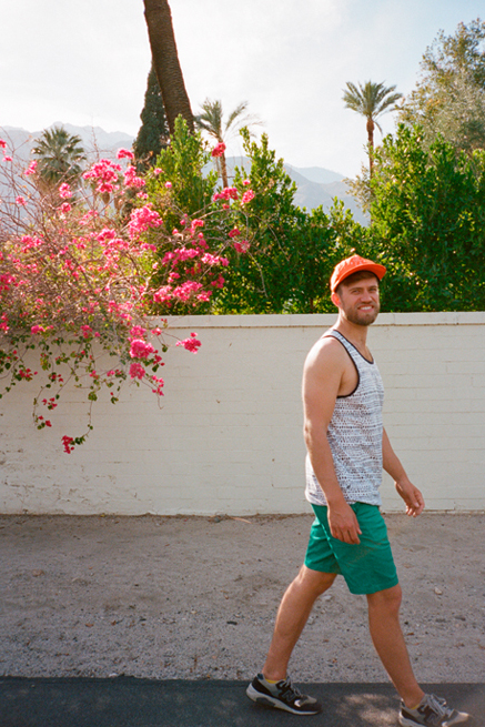 "Image of The Quiet Life 2014 Spring ""Palm Springs"" Collection"