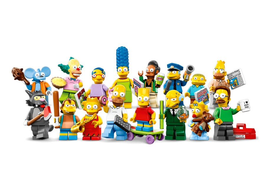 Image of The Simpsons to Air an Entire Episode in LEGO