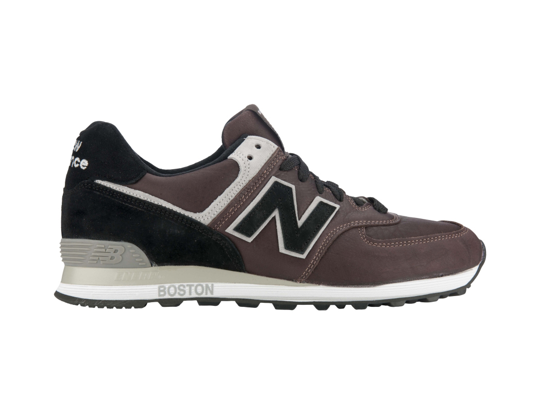 "Image of The Tannery x New Balance 574 ""Boston"""