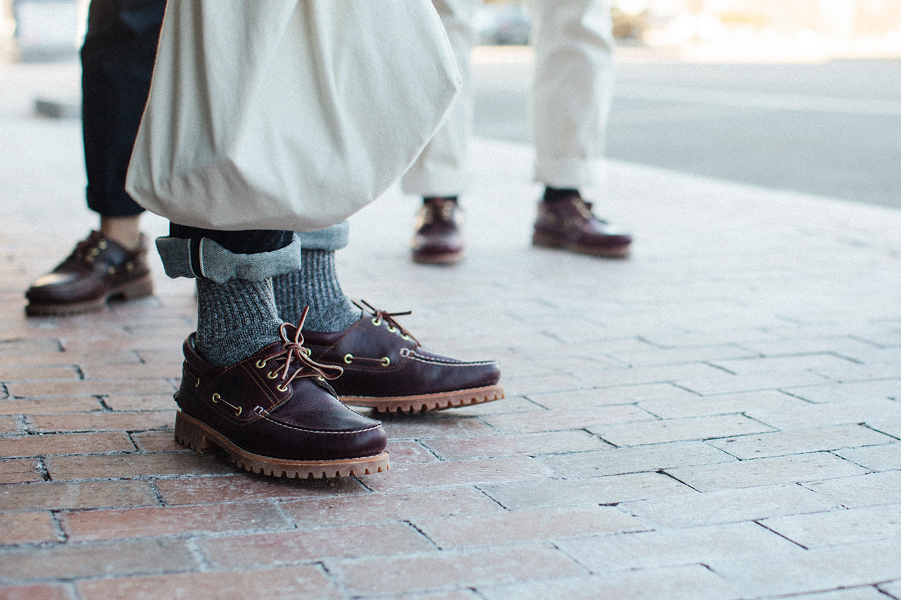 "Image of From the Workshop to the Streets: Timberland's Iconic 6"" Boot"
