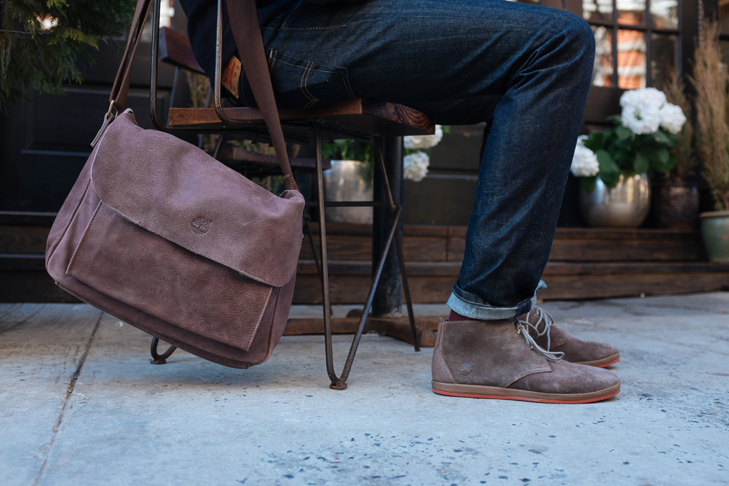 Image of Timberland Mark Makers: A Day With Adam Gallagher