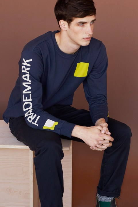 Image of Trademark 2014 Spring/Summer Lookbook