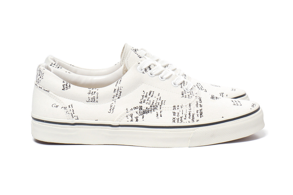 Image of UNDERCOVER 2014 Spring/Summer M6F05 Sneakers