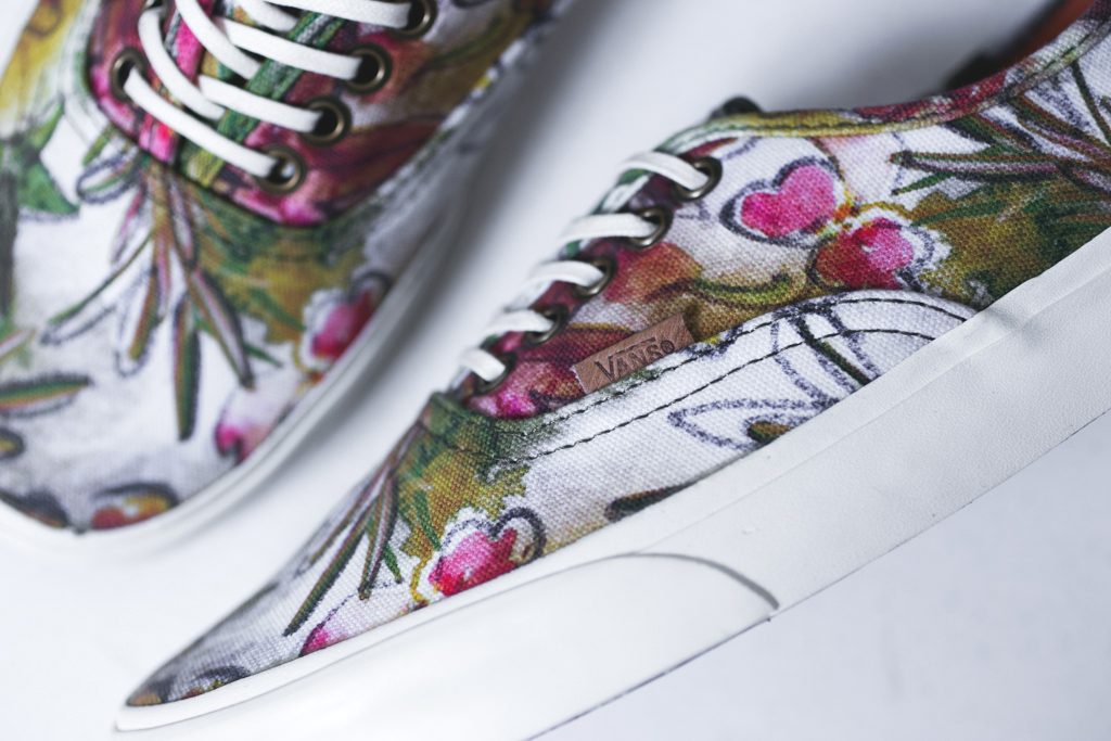 "Image of Vans California 2014 Spring ""Floral Camo"" Pack"
