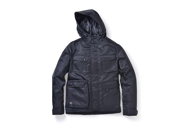 Image of White Mountaineering × B mark YOSHIDA × PORTER Parka