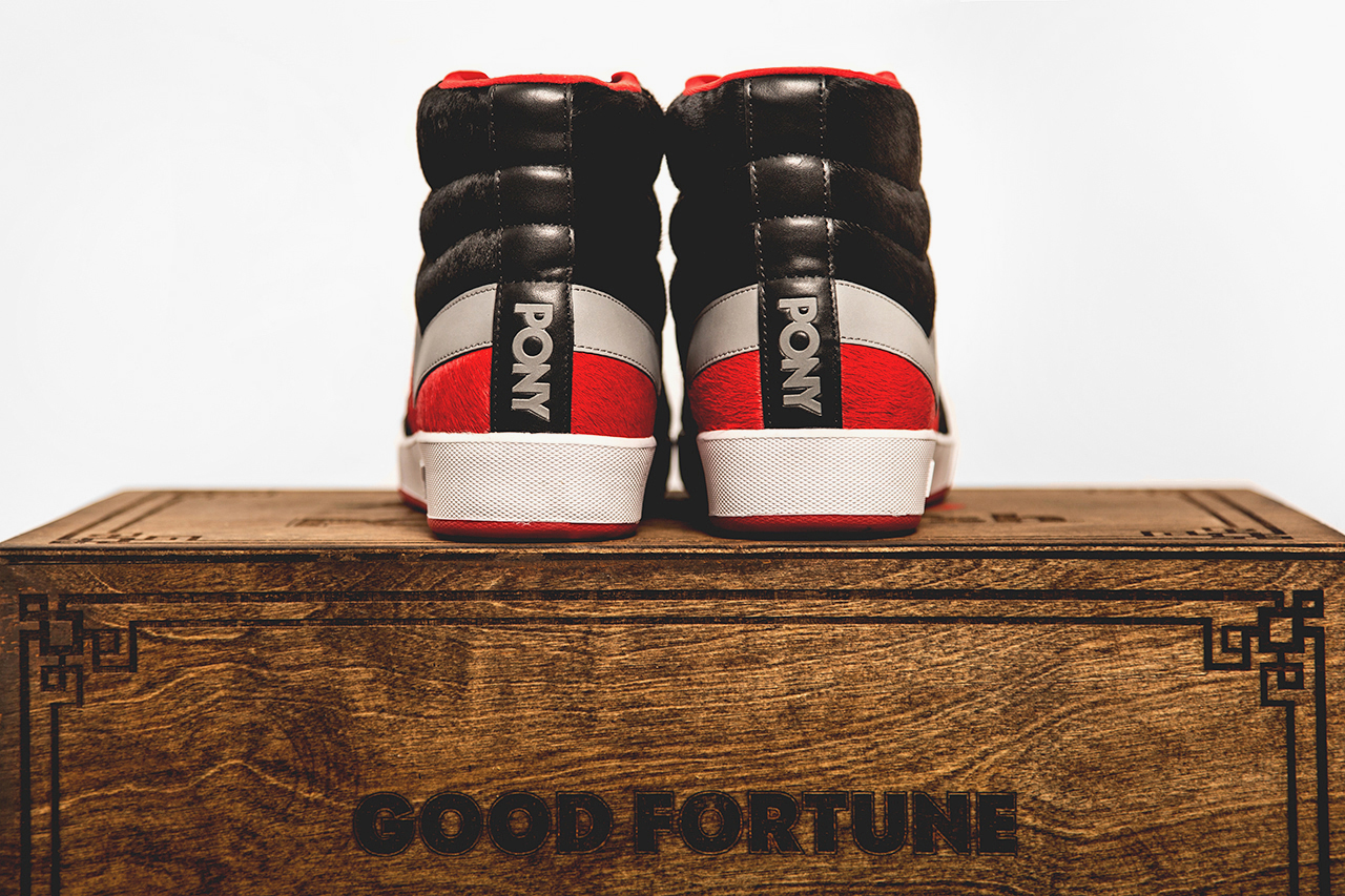 "Image of Wish x PONY Slam Dunk Hi ""Good Fortune"""