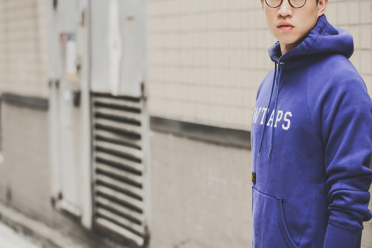 Image of WTAPS 2014 Spring/Summer DESIGN HOODY