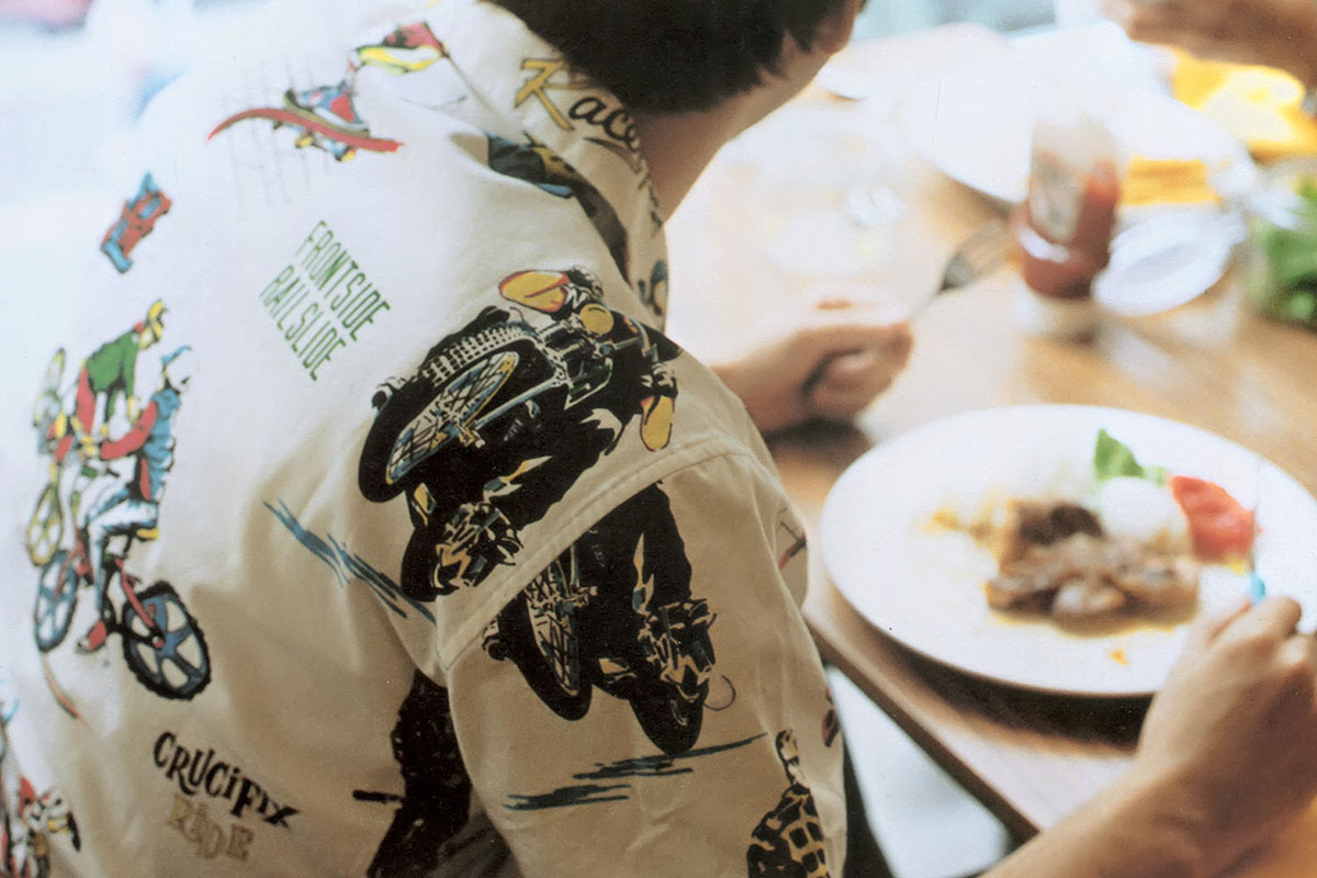 Image of WTAPS 2014 Spring/Summer Editorial by GRIND