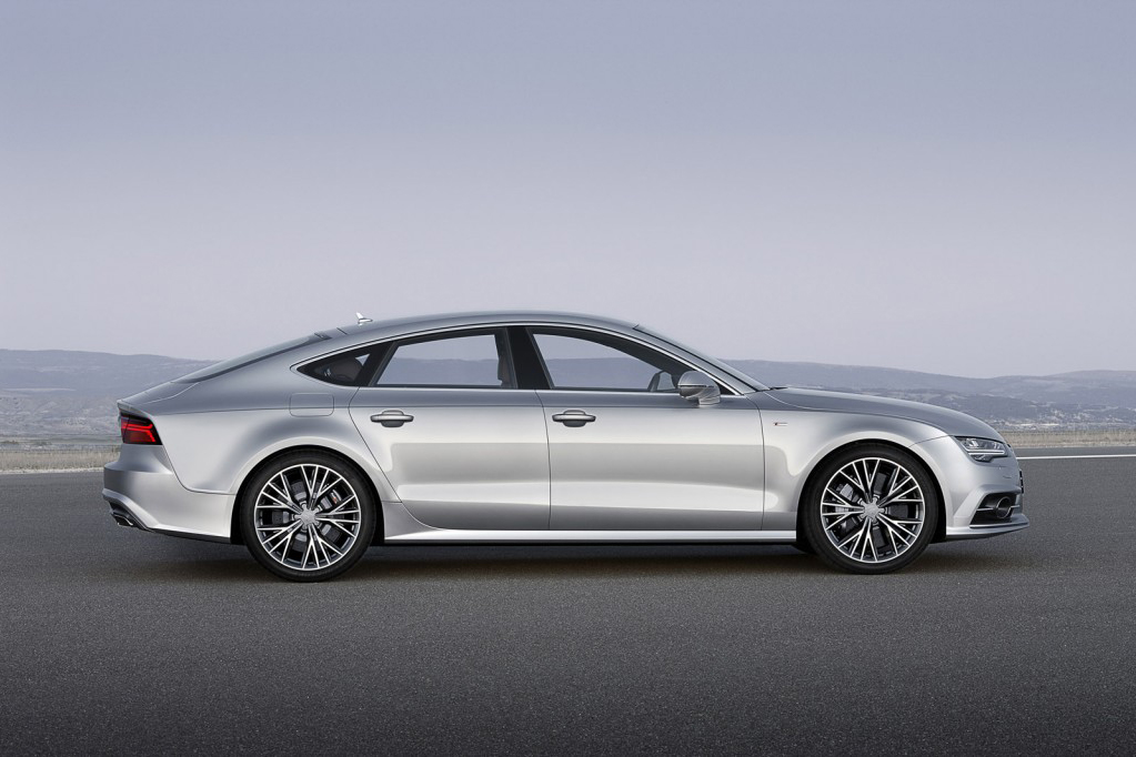 Image of 2015 Audi A7 and S7 Preview