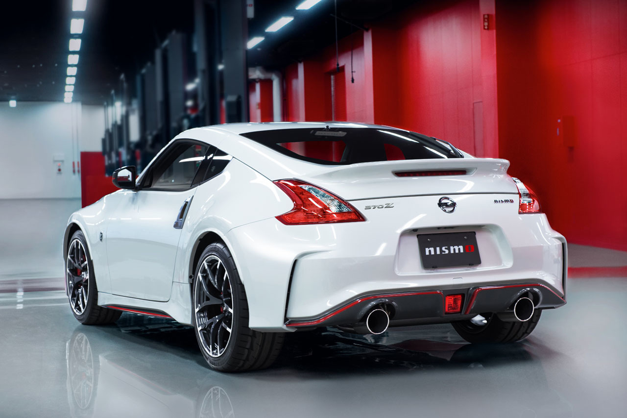 Image of 2015 Nissan 370Z Nismo