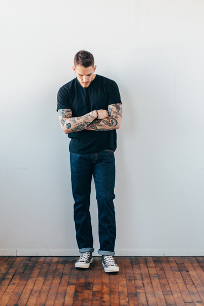 Image of 3sixteen 2014 Spring/Summer Lookbook