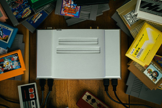 Image of The $500 Aluminum Nintendo NES Console