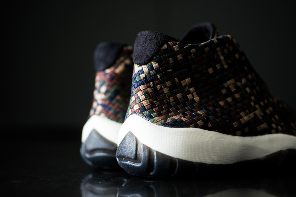 "Image of A Closer Look at the Air Jordan Future Premium ""Camo"""