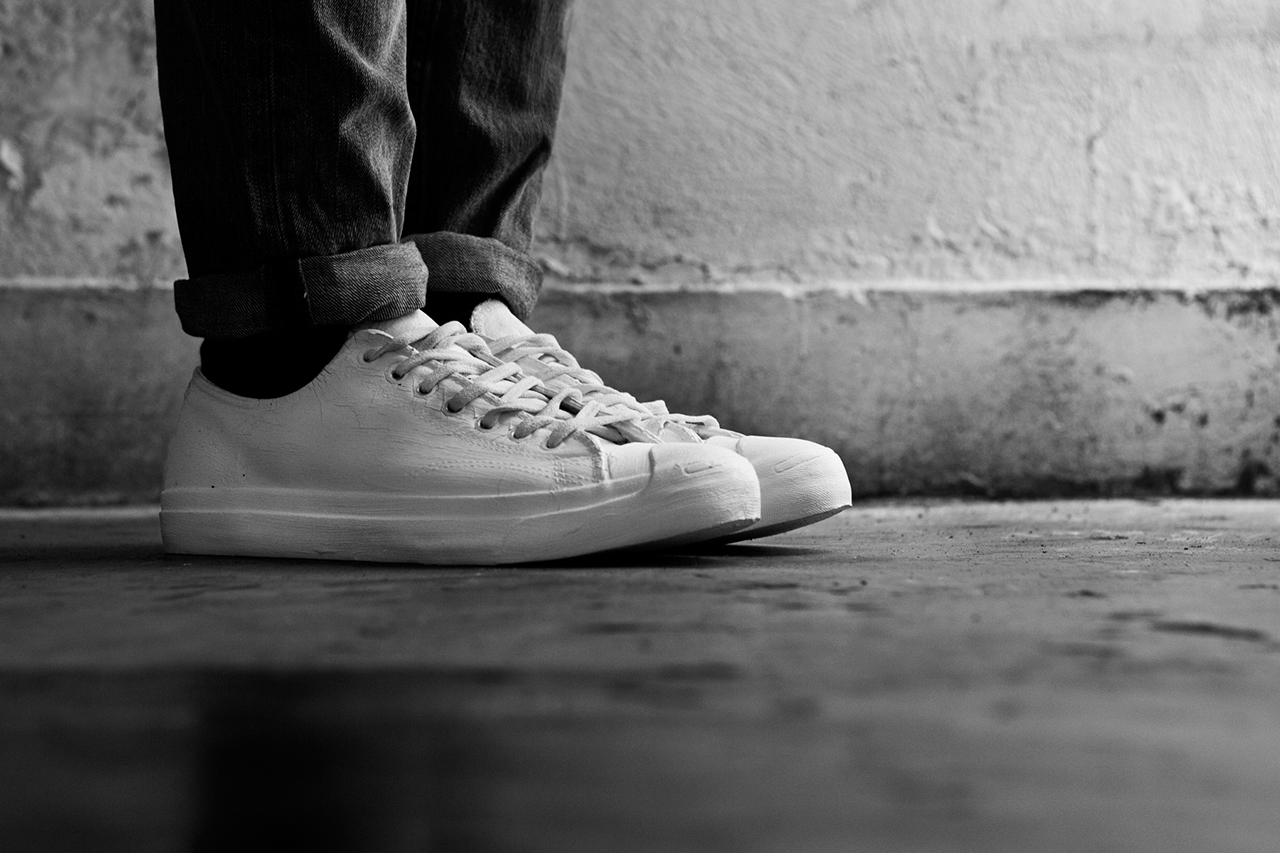 Image of A Closer Look at the Maison Martin Margiela x Converse First String 2014 Spring/Summer Collection